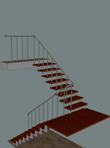 Не упустите свой шанс на скидку на лестницы с площадкой