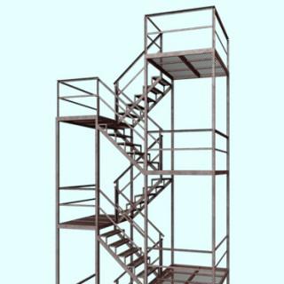 Производство пожарных лестниц