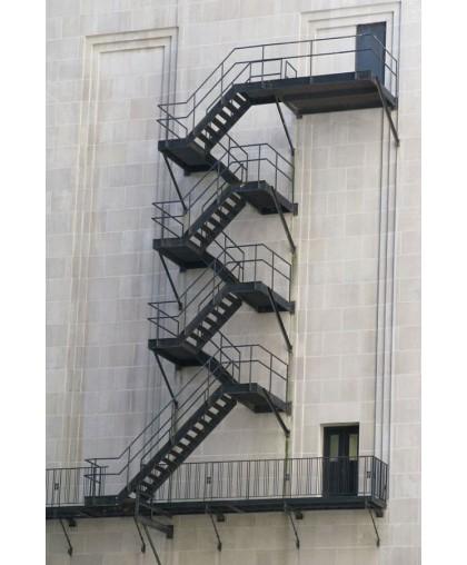 Пожарная лестница - 1