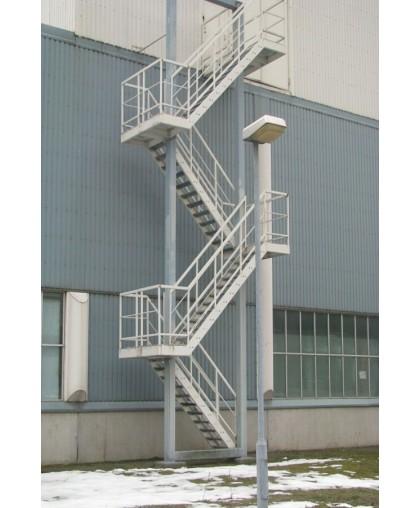 Пожарная лестница - 2