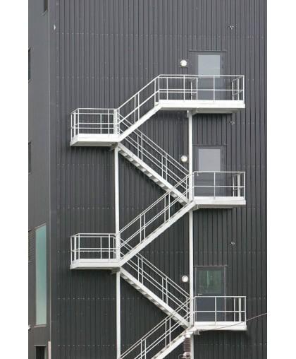 Пожарная лестница - 3